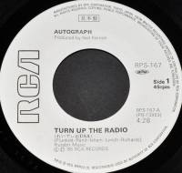 AUTOGRAPH - TURN UP THE RADIO (7