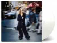AVRIL LAVIGNE - LET GO (WHITE vinyl 2LP)
