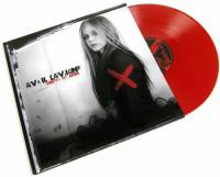 AVRIL LAVIGNE - UNDER MY SKIN (RED vinyl LP)