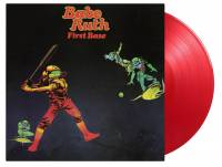 BABE RUTH - FIRST BASE (RED vinyl LP)