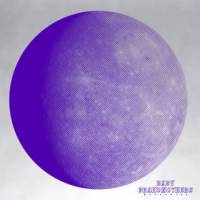 BABY GRANDMOTHERS - MERKURIUS (PURPLE vinyl LP)