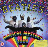 THE BEATLES - MAGICAL MYSTERY TOUR (DVD + BLU-RAY + 2x7