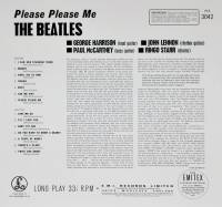 THE BEATLES - PLEASE PLEASE ME (LP)