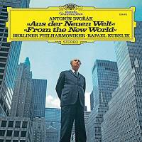 BERLINER PHILHARMONIKER / RAFAEL KUBELIK - ANTONIN DVORAK: THE NEW WORLD (LP)