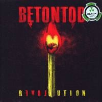 BETONTOD - REVOLUTION (LP)