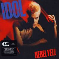 BILLY IDOL - REBEL YELL (LP)