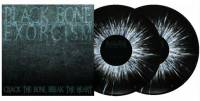BLACK BONE EXORCISM - CRACK THE BONE, BREAK THE HEART (BLACK w/ WHITE SPLATTER vinyl 2LP)