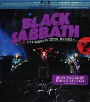 BLACK SABBATH - LIVE...GATHERED IN THEIR MASSES (BLU-RAY + CD)