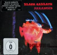 BLACK SABBATH - PARANOID (2CD + DVD)