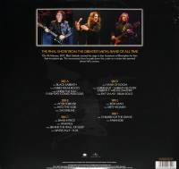 BLACK SABBATH - THE END: BIRMINGHAM, 4 FEBRUARY 2017 (3LP)