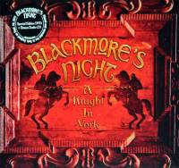 BLACKMORES NIGHT - A KNIGHT IN YORK (CD+DVD)