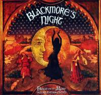 BLACKMORE'S NIGHT - DANCER AND THE MOON (CD + DVD)