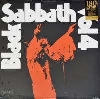 BLACK SABBATH - VOL 4 (LP)