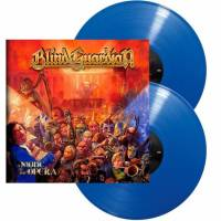BLIND GUARDIAN - A NIGHT AT THE OPERA (BLUE vinyl 2LP)