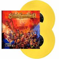 BLIND GUARDIAN - A NIGHT AT THE OPERA (YELLOW vinyl 2LP)