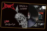 BLOOD - IMPULSE TO DESTROY-LIVE AT OBSCENE EXTREME 2015 (LP)