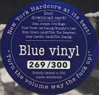 BLOODCLOT - UP IN ARMS (BLUE vinyl LP)