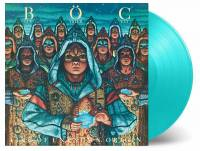 BLUE OYSTER CULT - FIRE OF UNKNOWN ORIGIN (TURQUOISE vinyl LP)