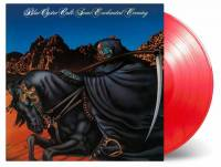 BLUE OYSTER CULT - SOME ENCHANTED EVENING (RED vinyl LP)