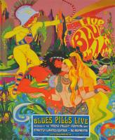 BLUES PILLS - BLUES PILLS LIVE (CD)