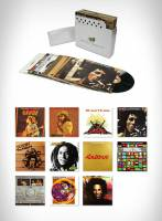 BOB MARLEY & THE WAILERS - THE COMPLETE ISLAND RECORDINGS (12LP BOX SET)