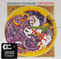 BOB MARLEY & THE WAILERS - CONFRONTATION (LP)