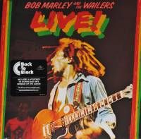 BOB MARLEY & THE WAILERS - LIVE (LP)