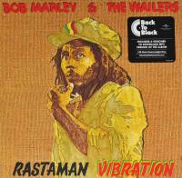BOB MARLEY & THE WAILERS - RASTAMAN VIBRATION (LP)