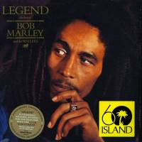 BOB MARLEY AND THE WAILERS - LEGEND: THE BEST OF BOB MARLEY AND THE WAILERS (2LP)