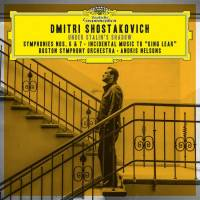 BOSTON SYMPHONY ORCHESTRA - SOSTAKOVICH: UNDER STALIN'S SHADOW- SYMPHONIES NOS. 6 & 7 (2CD(