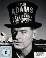 BRYAN ADAMS - THE BARE BONES TOUR: LIVE AT SYDNEY OPERA HOUSE (DVD + CD)