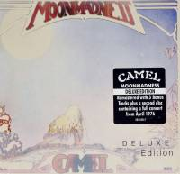 CAMEL - MOONMADNESS (2CD)