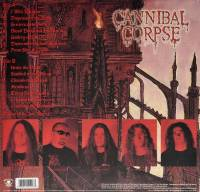 CANNIBAL CORPSE - GALLERY OF SUICIDE (OPAQUE GOLD MARBLED vinyl LP)
