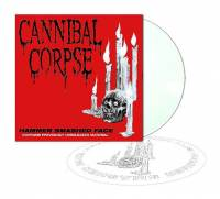"CANNIBAL CORPSE - HAMMER SMASHED FACE (12"" WHITE vinyl EP)"