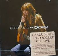 CARLA BRUNI - A L'OLYMPIA (CD + DVD)