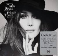 CARLA BRUNI - FRENCH TOUCH (CD + DVD)