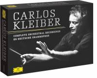 CARLOS KLEIBER - COMPLETE ORCHESTRAL RECORDINGS ON DEUTSCHE GRAMMOPHON (3CD + BLU-RAY AUDIO BOX SET)