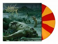 CATTLE DECAPITATION - THE ANTHROPOCENE EXTINCTION (YELLOW/RED vinyl LP)
