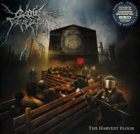 CATTLE DECAPITATION - THE HARVEST FLOOR (