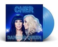 CHER - DANCING QUEEN (BLUE vinyl LP)