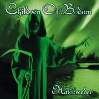 CHILDREN OF BODOM - HATEBREEDER (GREEN vinyl LP + EP)