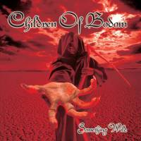 CHILDREN OF BODOM - SOMETHING WILD (RED vinyl LP + EP)