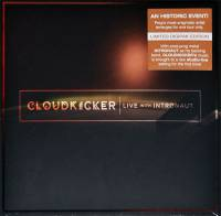 CLOUDKICKER - LIVE WITH INTRONAUT (CD)
