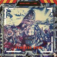 CLOVEN HOOF - FIGHTING BACK (ULTRA CLEAR vinyl LP)