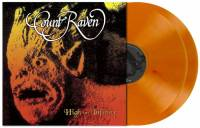 COUNT RAVEN - HIGH ON INFINITY (MARIGOLD MARBLED vinyl 2LP)