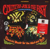 COUNTRY JOE AND THE FISH - ELECTRIC MUSIC FOR THE MIND AND BODY (LP)