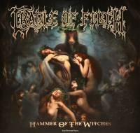 CRADLE OF FILTH - HAMMER OF THE WITCHES (PICTURE DISC vinyl 2LP)