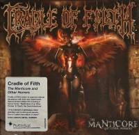 CRADLE OF FILTH - MANTICORE AND OTHER HORRORS (CD)