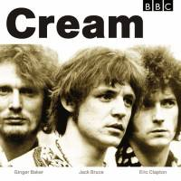 CREAM - BBC SESSIONS (CREAM + WHITE vinyl 2LP)