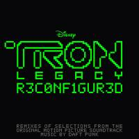 DAFT PUNK - TRON: LEGACY RECONFIGURED (CD)